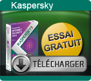 Essayer gratuitement Kaspersky